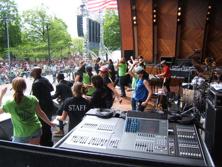 MJAudio is a full service live sound company