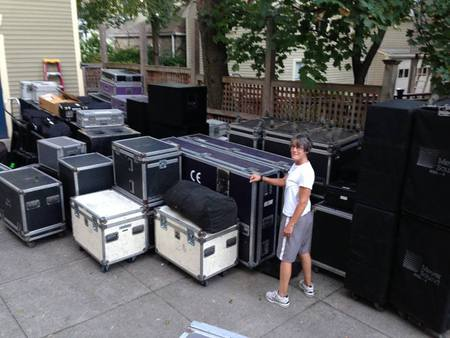 Professional sound reinforcement since 1974