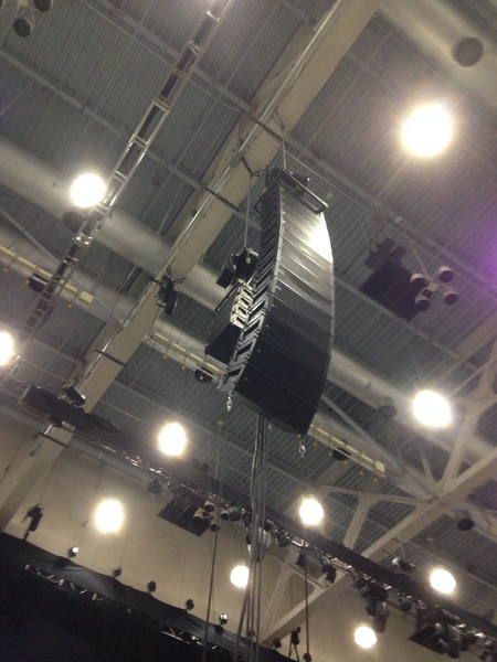 image M'elodie Line Array for Patti Smith--